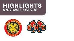 SCL Tigers vs. Biel 4:2 - Highlights National League