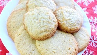Quick And Easy Eggnog Cookies | Simplybakings