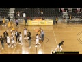 XULA Men's Basketball vs. Miles