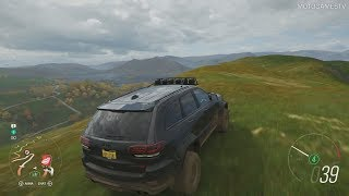 Forza Horizon 4 - Autumn Season - Free Roam, World Map, Showcase Event Preview