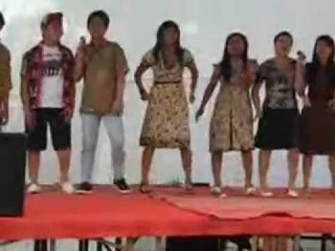 ITAK GUMER lagu dayak Ma'anyan by VG Suaka Insan @AW 4
