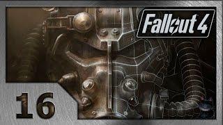Fallout 4. Прохождение 16 . НЛО и пропавший патруль.