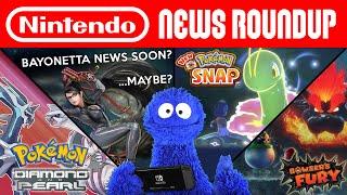 Bowser's Fury, New Pokemon Snap, Bayonetta 3 Maybe Later, Dunno | NINTENDO NEWS ROUNDUP