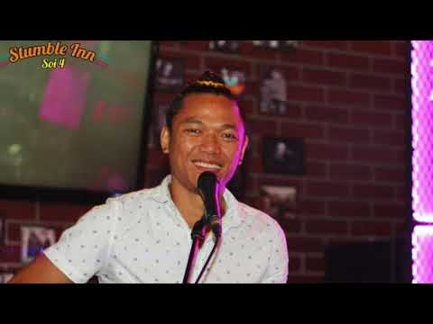 Pastilan Jay giving a LIVE performance!
