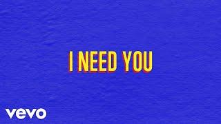 Jon Batiste - I NEED YOU (Lyric Video)