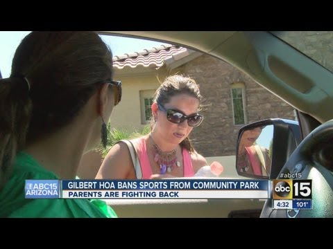 Neighbors fight back after HOA bans organized sports from park 2