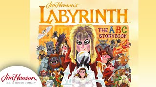 Take A Look Inside Labyrinth: The ABC Storybook with Author Luke Flowers