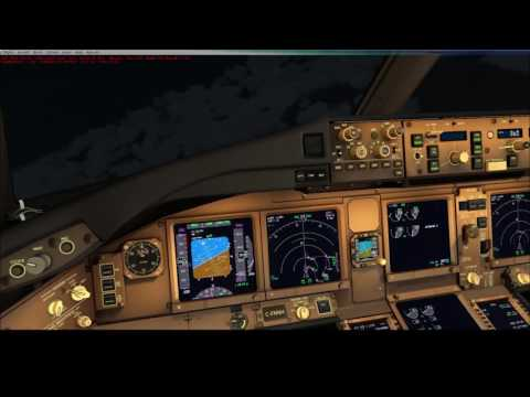 Air canada 171 direct to tokyo FSX
