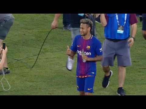 Neymar vs Juventus (N) 17-18 – Pre-Season Friendly HD 1080i by Guilherme