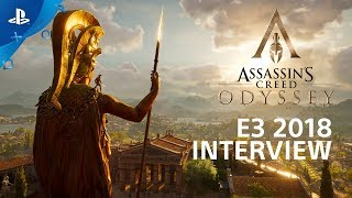 Assassin's Creed Odyssey - PS4 Gameplay Preview | PlayStation Live From E3 2018