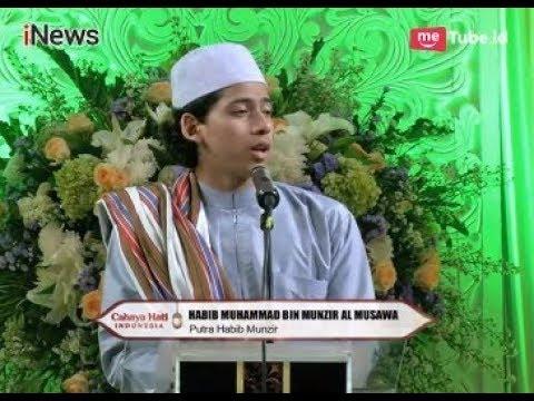 Kisah Perjalanan Hidup Al Habib Munzir Al Musawa Part 03 - Cahaya Hati Indonesia 05/08