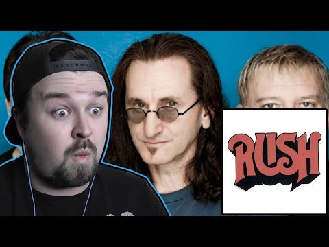 Rush - Xanadu - Exit Stage Left [1981] FIRST TIME REACTION