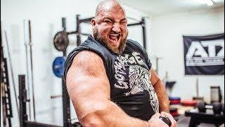 massiver #bizeps / strongman arm workout