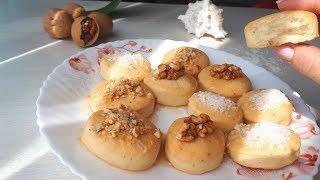 Веганское печенье / печенье без животного жира / печенье на кокосовом масле