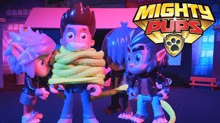 Paw Patrol Mighty Pups Save Ryder from the Wolfy Kids⚡💥 🐾 Paw Patrol Videos