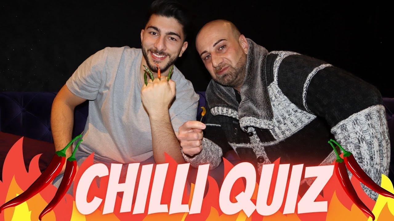 *EXTREME* Chili Challenge gegen Cem Akeno