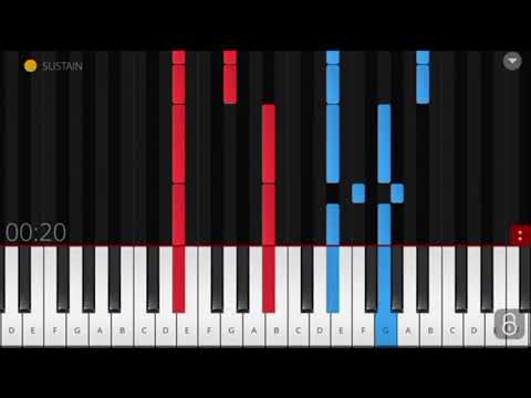 Onward Christian soldiers piano 🎹 tutorial 🎵 ( Battle hymn ) SATB