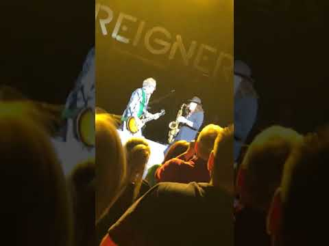 Foreigner, Urgent - live @ The Royal Albert Hall, May 16 2018