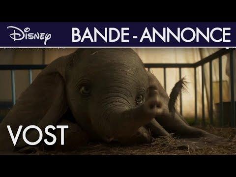 Dumbo (2019) - Bande-annonce officielle (VOST) I Disney