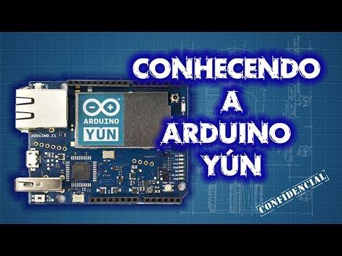 Conhecendo A Arduino Yún
