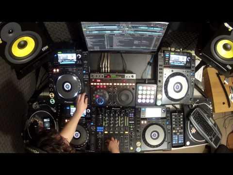 DJ Cotts - Happy Hardcore 25-JUL-13 (UK Hardcore Mix)
