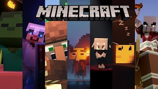 All Minecraft Official Animations & Trailers