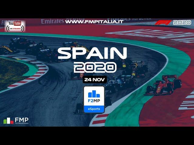F2MP   #6 SPAGNA   FMP ITALIA