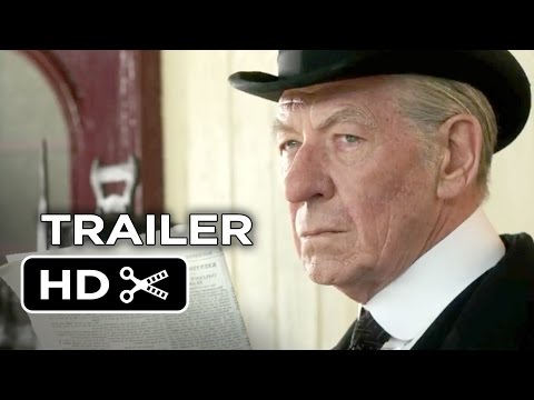 Mr. Holmes Official US Release Trailer #1 (2015) - Ian McKellen Mystery Drama HD