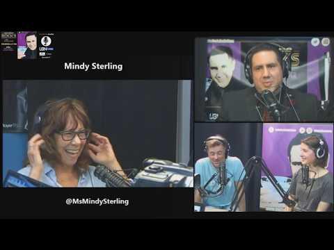 On the Rocks Radio : Mindy Sterling  Charlie Schlatter  Daryn Carp