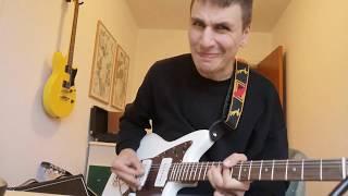 Fender Squier 2019 Classic Vibe 60s Jazzmaster (Guitar Demo)