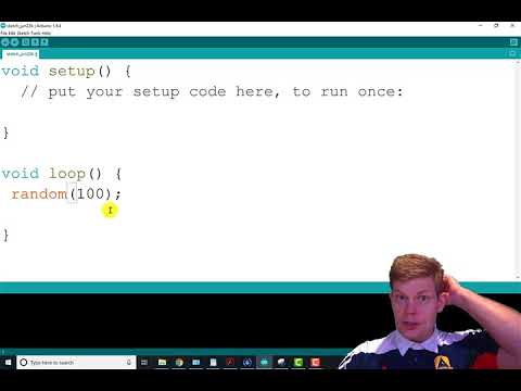 The Arduino Random() Function