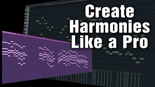 How to Easily Create Harmony for Lead - EDM Drop Tutorial Part 4