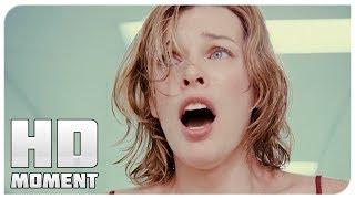 Клон Элис проходит испытания - Обитель зла 3 (2007) - Момент из фильма