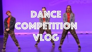 HILARIOUS DANCE COMPETITION VLOG *must watch*