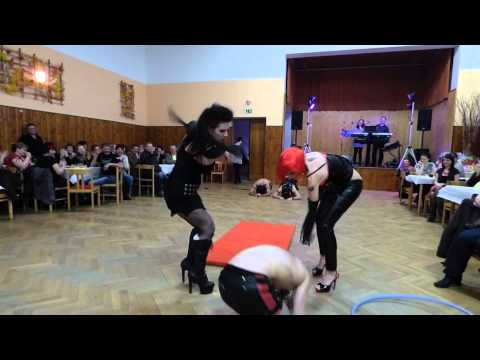 "Latex Mistrex ""Bondage Made in Germany"" @ Venus Berlin 2012 BungaBungaTV from YouTube · Duration:  15 seconds"