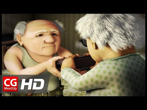 "CGI Animated Short Film HD: ""Romance Short Film"" by Ore Peleg, Rea Meir"