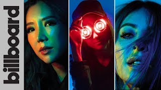 Alison Wonderland, REZZ & TOKiMONSTA's Billboard Cover Shoot: COVER'D