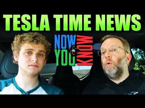 Tesla Time News - Next Gen Roadster and more!