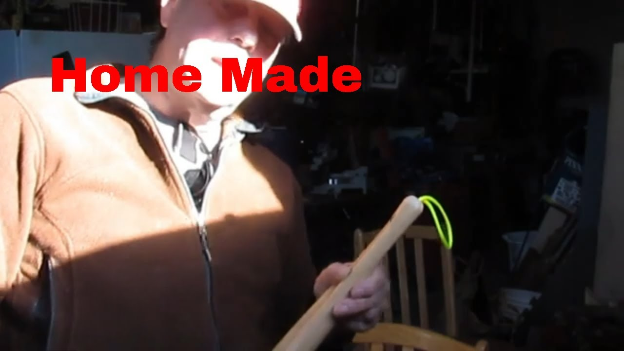 a new angle with some key points on fabricating sticks