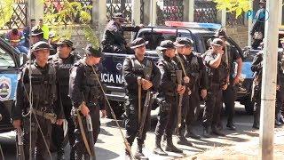 La represión de manifestantes en Nicaragua a un año de protestas   Prensa Libre