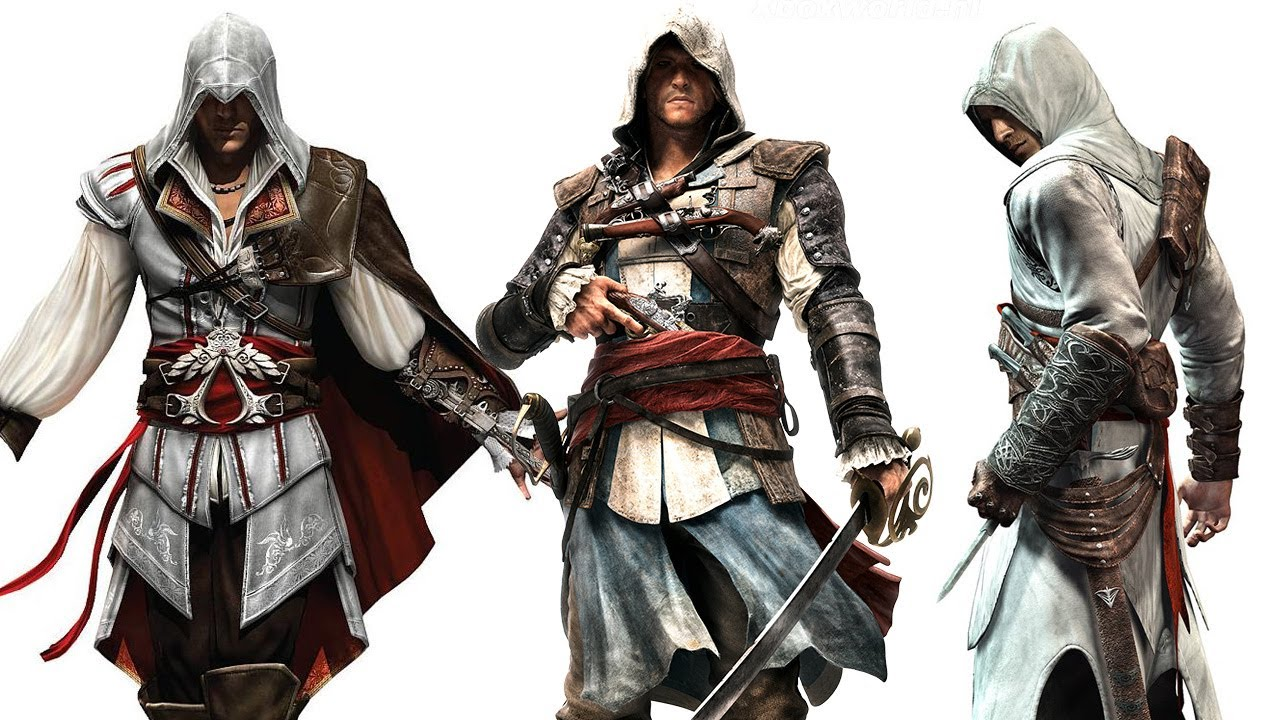 Assassin S Creed 4 Why Kenway Isn T Related To Ezio Or Altair