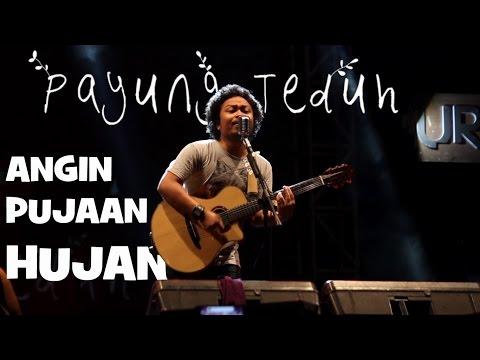 PAYUNG TEDUH - ANGIN PUJAAN HUJAN (LIVE URBAN GIGs)