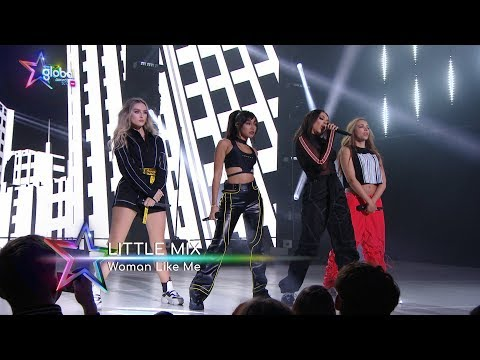 Little Mix - 'Woman Like Me' (Live at The Global Awards 2019)