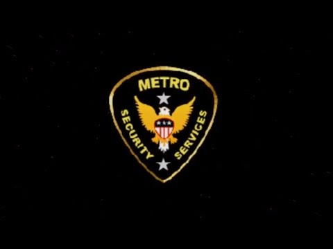 Metro Security Services Wisconsin Leave Security To Us - SERIO Design FX