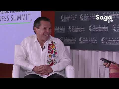 Julio Cesar Chavez y Palazuelos hablan de la liberacin de Ovidio Guzman. Adela Micha SAGA