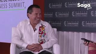 Julio Cesar Chavez y Palazuelos hablan de la liberación de Ovidio Guzman. Adela Micha SAGA