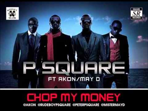 P Square - Chop my money instrumental
