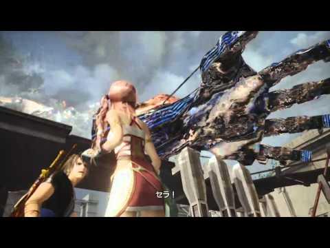 【日本語字幕】FINAL FANTASY XIII-2 Official Trailer HD  FF13-2