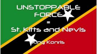 King Konris - Unstoppable Force