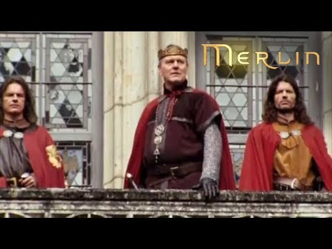 Download Merlin - Series 1 - Episode 1 - Merlin's First Encounter with King Uther Pendragon (2008)